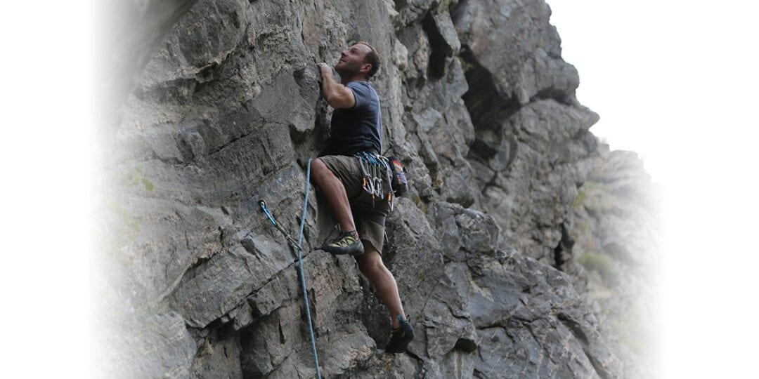 Golden Climbing