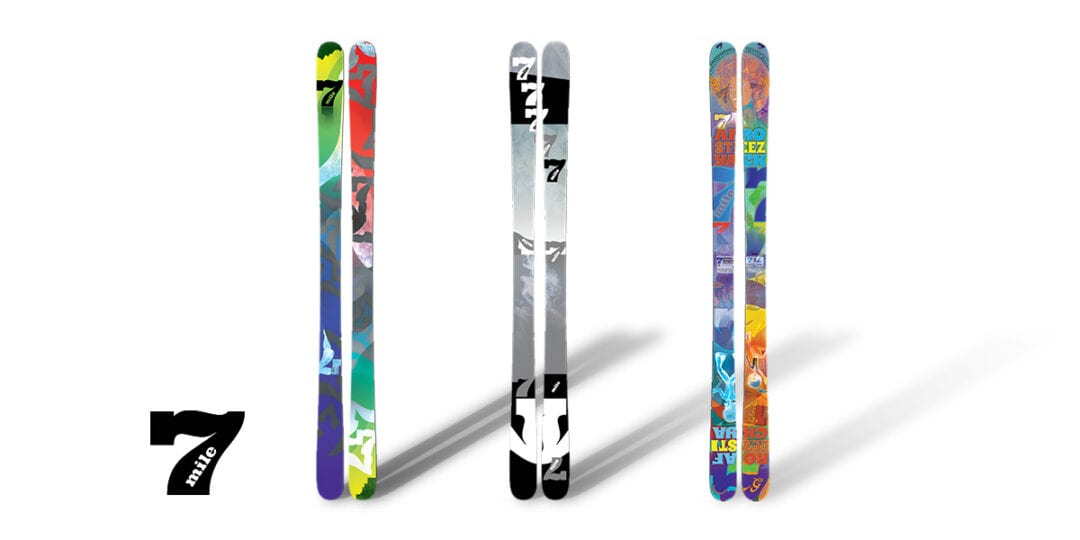 7 Mile Ski Designs
